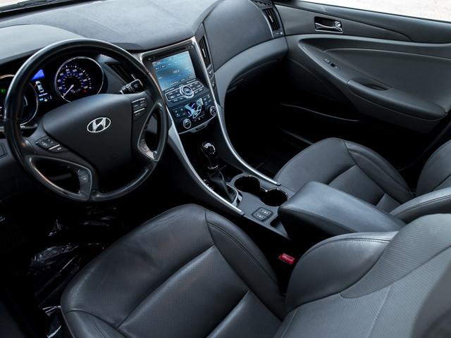 2013 Hyundai Sonata Hybrid Limited w/Panoramic Sunroof Pkg Burbank, CA 18