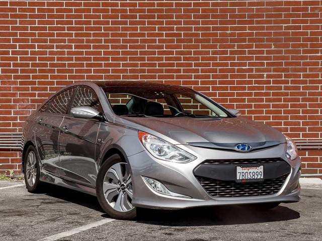 2013 Hyundai Sonata Hybrid LIMITED Burbank, CA 2