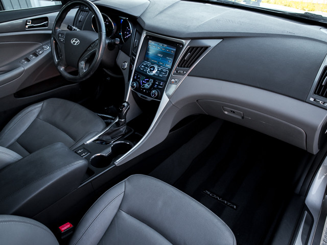 2013 Hyundai Sonata Hybrid Limited w/Panoramic Sunroof Pkg Burbank, CA 21