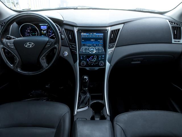 2013 Hyundai Sonata Hybrid Limited w/Panoramic Sunroof Pkg Burbank, CA 24
