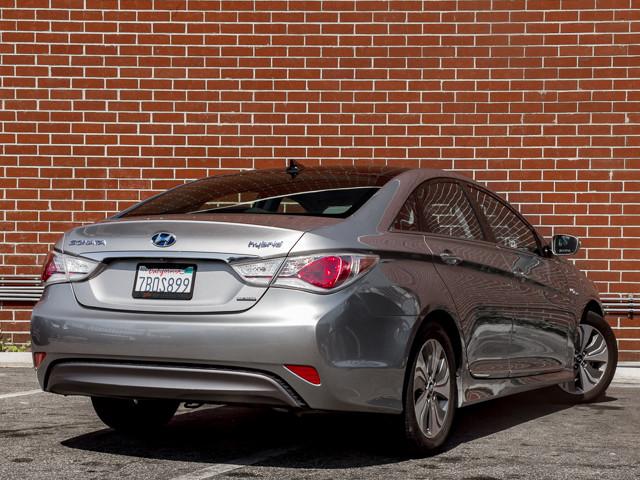 2013 Hyundai Sonata Hybrid LIMITED Burbank, CA 3