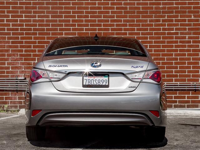 2013 Hyundai Sonata Hybrid LIMITED Burbank, CA 5