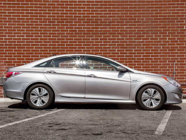 2013 Hyundai Sonata Hybrid LIMITED Burbank, CA 6