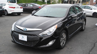 2013 Hyundai Sonata Hybrid Limited East Haven, CT