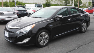 2013 Hyundai Sonata Hybrid Limited East Haven, CT 1