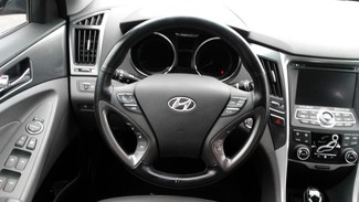 2013 Hyundai Sonata Hybrid Limited East Haven, CT 11