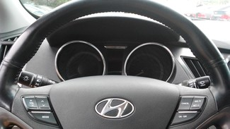 2013 Hyundai Sonata Hybrid Limited East Haven, CT 12
