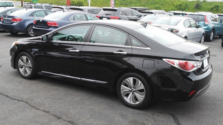 2013 Hyundai Sonata Hybrid Limited East Haven, CT 2