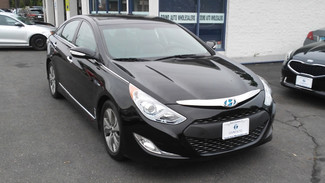 2013 Hyundai Sonata Hybrid Limited East Haven, CT 3