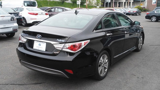 2013 Hyundai Sonata Hybrid Limited East Haven, CT 32