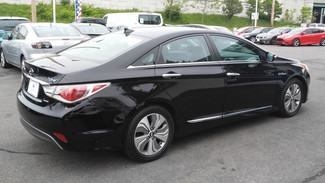 2013 Hyundai Sonata Hybrid Limited East Haven, CT 33