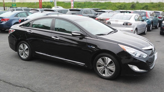 2013 Hyundai Sonata Hybrid Limited East Haven, CT 34