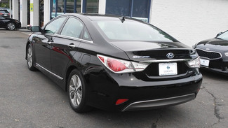 2013 Hyundai Sonata Hybrid Limited East Haven, CT 35