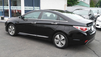 2013 Hyundai Sonata Hybrid Limited East Haven, CT 36