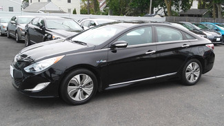 2013 Hyundai Sonata Hybrid Limited East Haven, CT 37