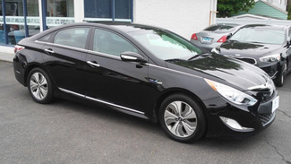 2013 Hyundai Sonata Hybrid Limited East Haven, CT 4