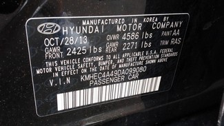 2013 Hyundai Sonata Hybrid Limited East Haven, CT 38