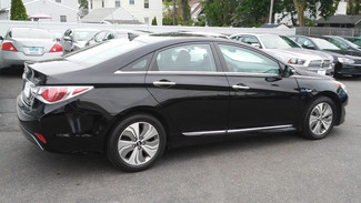 2013 Hyundai Sonata Hybrid Limited East Haven, CT 5
