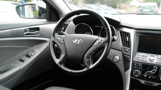 2013 Hyundai Sonata Hybrid Limited East Haven, CT 8