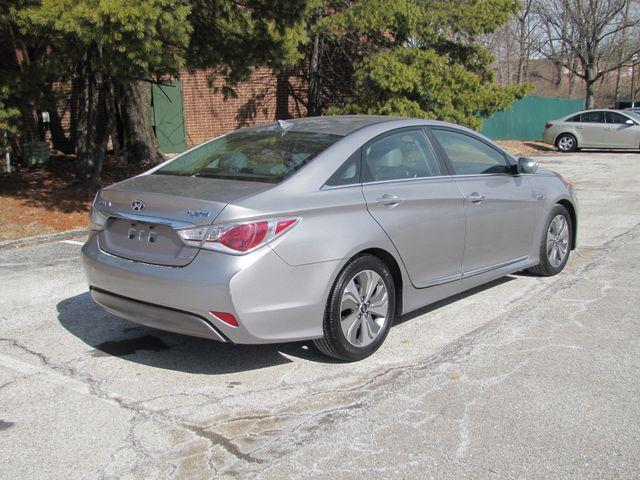2013 Hyundai Sonata Hybrid Limited St. Louis, Missouri 2