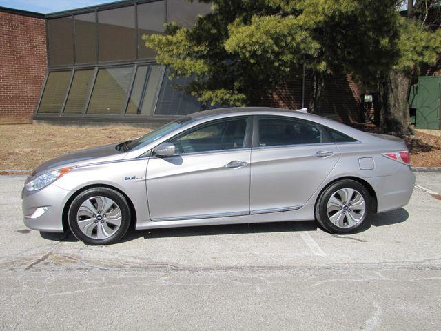 2013 Hyundai Sonata Hybrid Limited St. Louis, Missouri 6