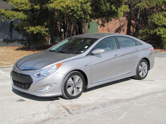 2013 Hyundai Sonata Hybrid Limited St. Louis, Missouri 7