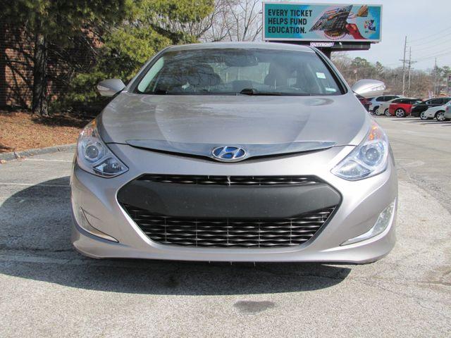 2013 Hyundai Sonata Hybrid Limited St. Louis, Missouri 8