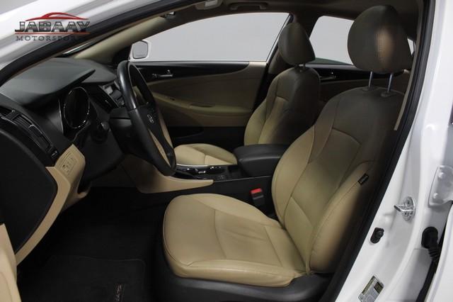 2013 Hyundai Sonata Limited Merrillville, Indiana 10