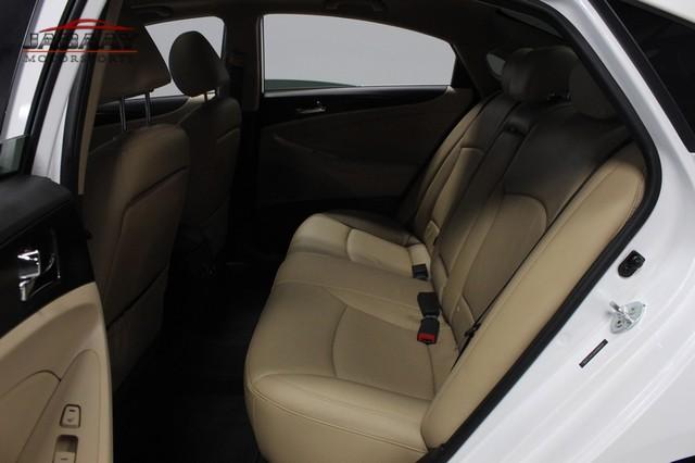 2013 Hyundai Sonata Limited Merrillville, Indiana 12