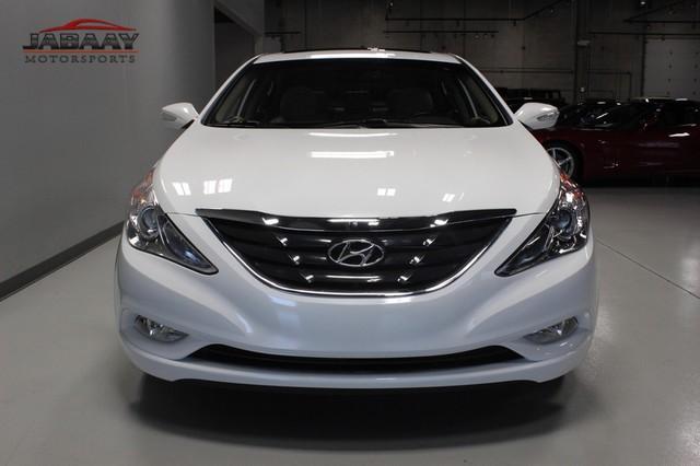 2013 Hyundai Sonata Limited Merrillville, Indiana 7