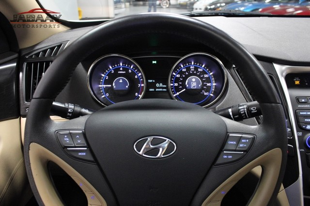 2013 Hyundai Sonata Limited Merrillville, Indiana 17