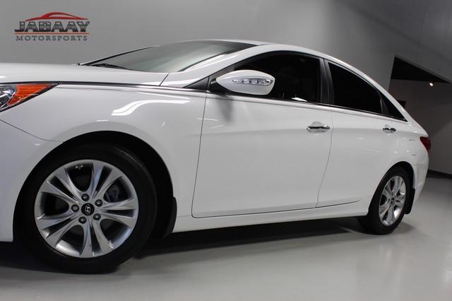 2013 Hyundai Sonata Limited Merrillville, Indiana 29