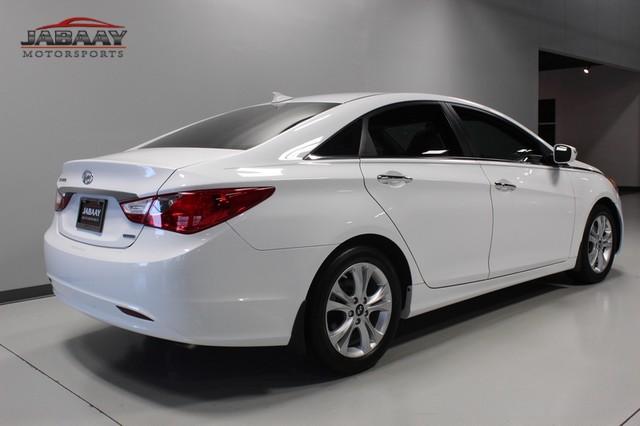 2013 Hyundai Sonata Limited Merrillville, Indiana 4