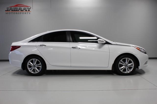 2013 Hyundai Sonata Limited Merrillville, Indiana 5