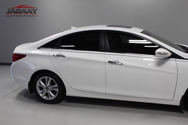 2013 Hyundai Sonata Limited Merrillville, Indiana 36