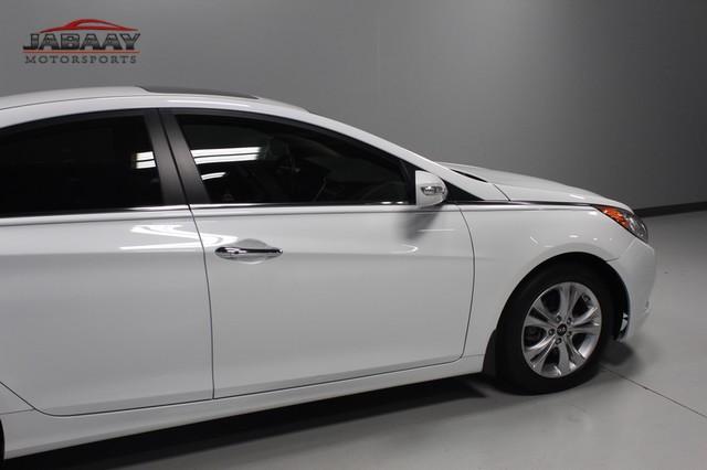 2013 Hyundai Sonata Limited Merrillville, Indiana 37