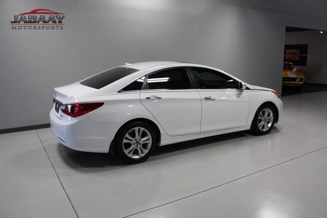 2013 Hyundai Sonata Limited Merrillville, Indiana 38
