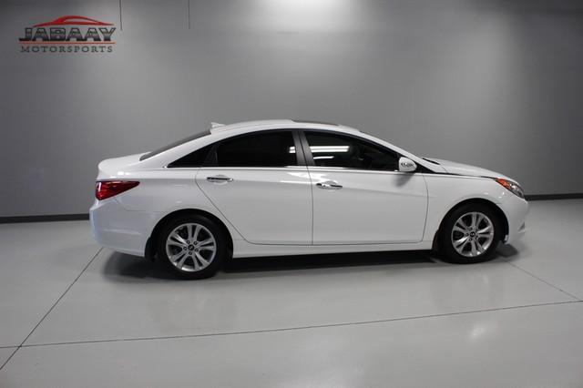 2013 Hyundai Sonata Limited Merrillville, Indiana 39