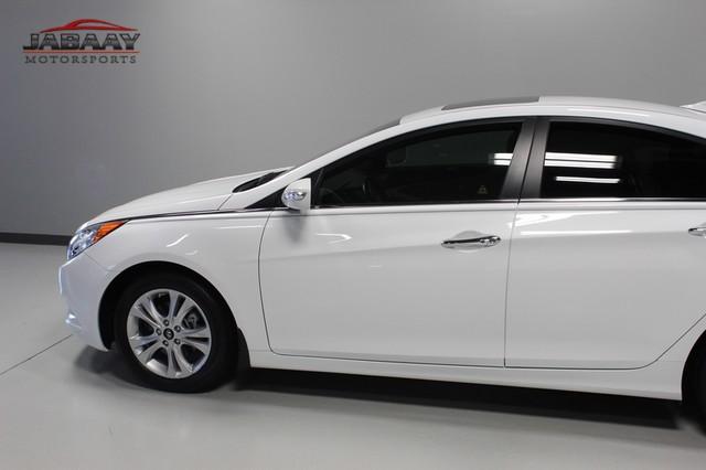 2013 Hyundai Sonata Limited Merrillville, Indiana 30
