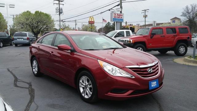 2013 Hyundai Sonata GLS Richmond, Virginia 2