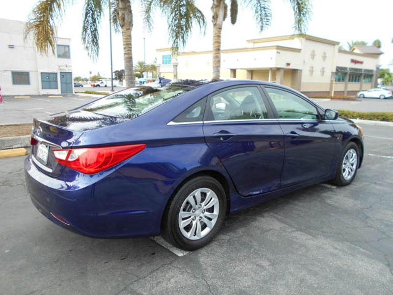 hyundai sonata 2013 blue. 2013 hyundai sonata se santa ana california auto center in blue n