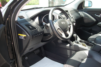 2013 Hyundai Tucson AWD GLS LIM Bentleyville, Pennsylvania 9
