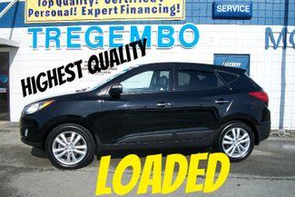2013 Hyundai Tucson AWD Limited Bentleyville, Pennsylvania 16