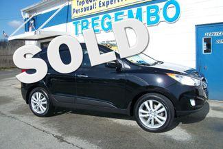 2013 Hyundai Tucson AWD Limited Bentleyville, Pennsylvania 58