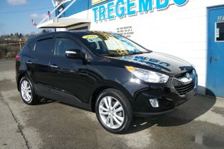 2013 Hyundai Tucson AWD Limited Bentleyville, Pennsylvania 43