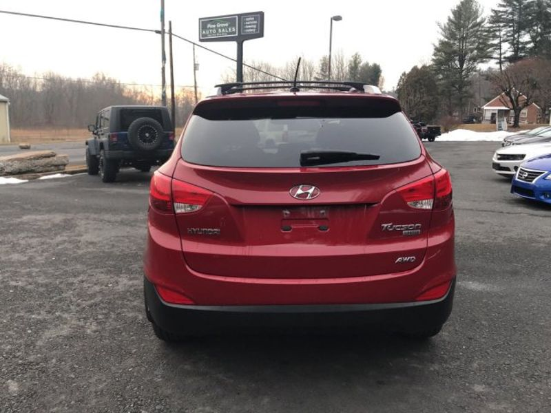 2013 Hyundai Tucson Limited | Pine Grove, PA | Pine Grove Auto Sales in Pine Grove, PA