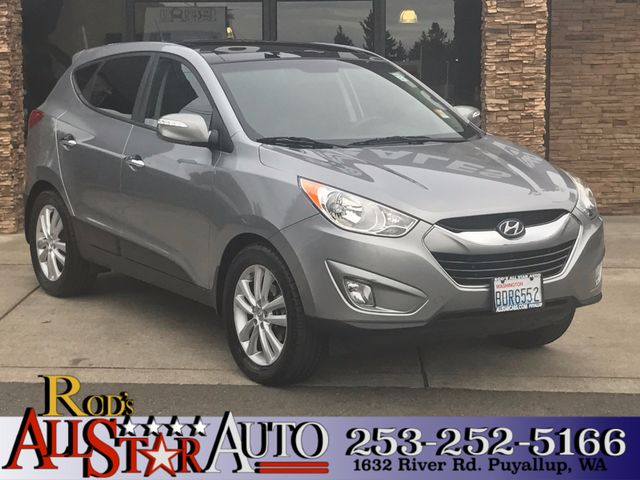 2013 Hyundai Tucson Limited AWD The CARFAX Buy Back Guarantee that comes with this vehicle means t