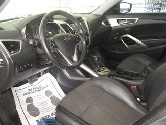 2013 Hyundai Veloster w/Black Int Gardena, California 4