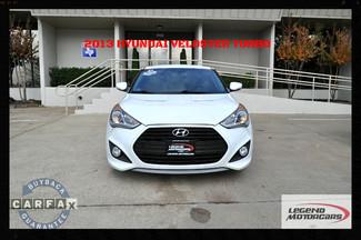 2013 Hyundai Veloster Turbo w/Black Int in Garland