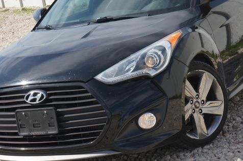 2013 Hyundai Veloster Turbo w/Blue Int   Lewisville, Texas   Castle Hills Motors in Lewisville, Texas
